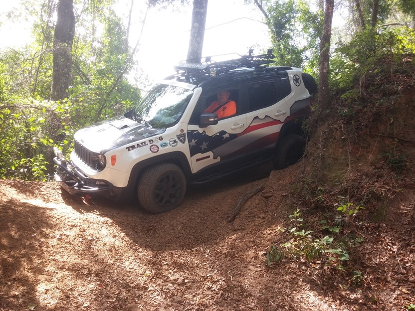 Jeep Renegade Off Road >> My Experience With My Trailhawk Off Road Jeep Renegade Forum